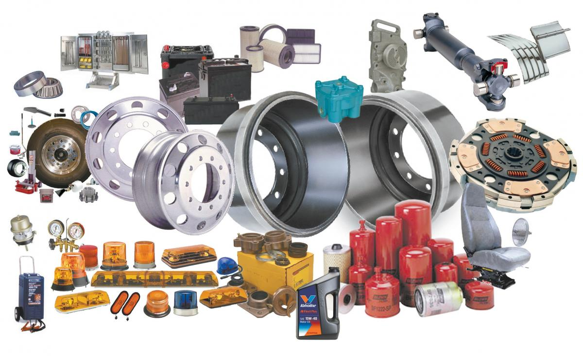Advantages of Purchasing Used Truck Parts